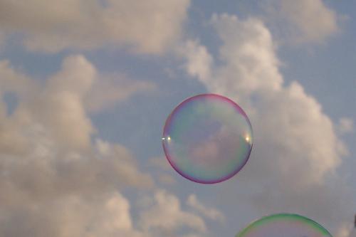 La próxima burbuja económica