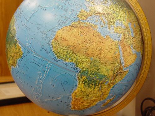 Eldorado está ahora en África
