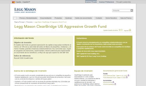 ClearBridge: estilo growth con sesgo valor para oportunidades innovadoras