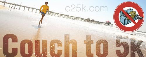 Couch to 5k: Programa para empezar a correr desde cero