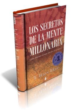 Libro 'Los secretos de la mente millonaria' de T. Harv Eker