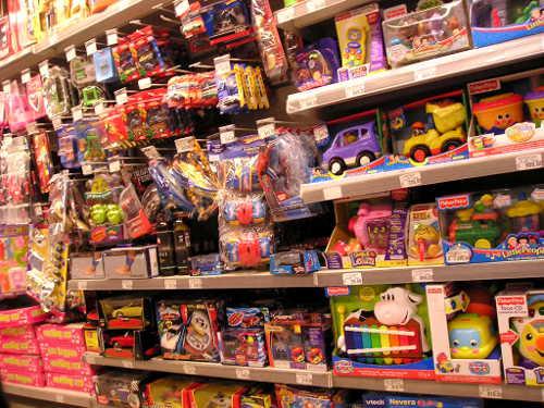 La economía de los juguetes navideños