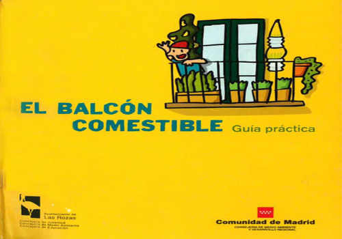 'El balcón comestible', guía práctica gratuita